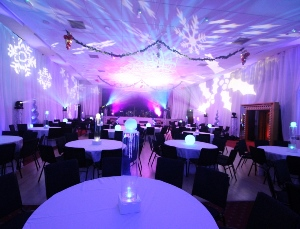 corporate hire, office christmas parties