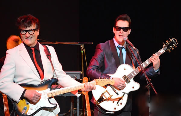 Buddy Holly, Roy Orbison