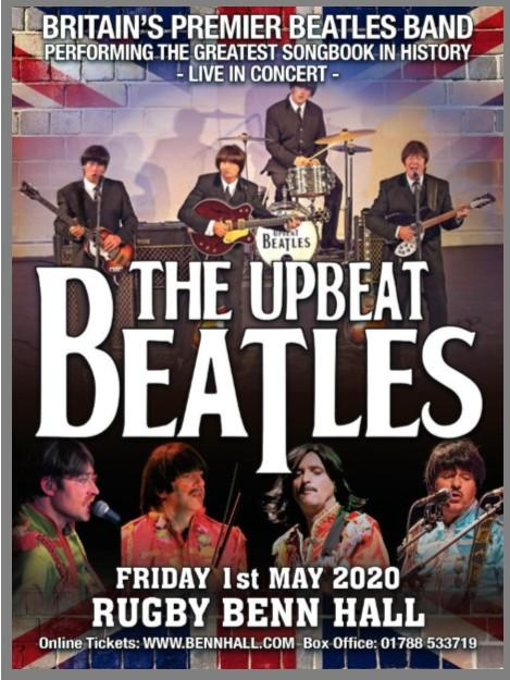 Upbeat beatles web
