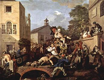 English political chairing