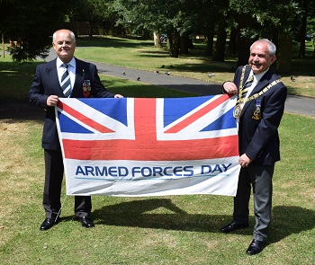 Armed Forces Day a