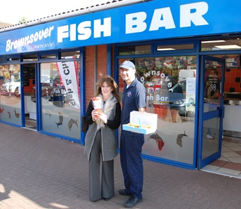 Brownsover Fish Bar