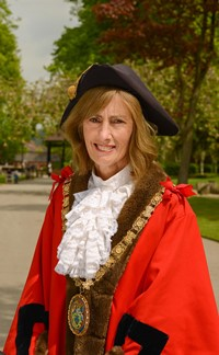Mayor of Rugby - Cllr Sally Bragg