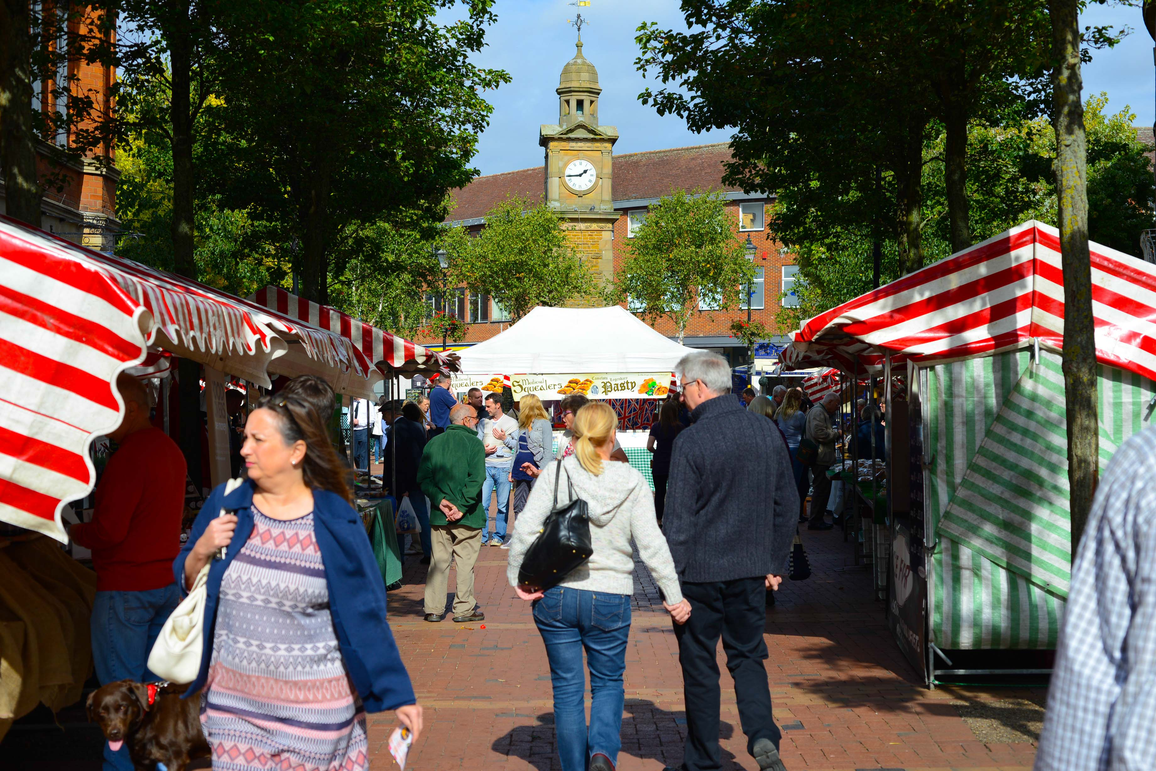 Rugby town centre reopens on 15 June