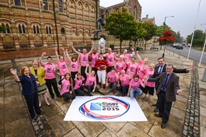 Proud Home Rugby World Cup launch