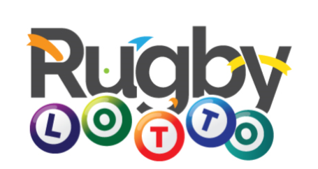 The Rugby Lotto will raise money for local good causes.