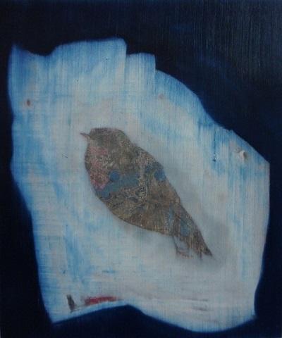 Simon Burton, Bird in a box, 2011